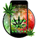 Dynamic weed Leaf Themes 2D by android themes & Live wallpapers