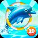 Aquarium Dolphin Show 3D by Cartoon World Games