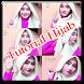 Tutorial Hijab Segi Empat 2016 by Tsaqiif Inc