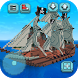 Pirate Crafts Cube Exploration by Tiny Dragon Adventure Games: Craft, Sport & RPG