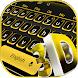 3D Laser Science Keyboard Theme by Keyboard Design Yimo