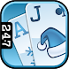 Winter Blackjack by 24/7 Games llc