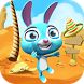 Swinging Bunny by Erequest - MadQuail Games and Apps