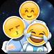 Cute Emoji Theme by Live Wallpapers Studio Theme