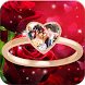 Lovely Ring Photo Frames by Sky Studio App
