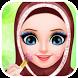Hijab Doll Fashion Salon by Princess Games Studio