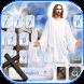 Jesus Christ Keyboard Theme God Bless You by Creative Beauty Studio
