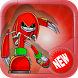 Knuckles super sonic robots world adventure by Arcade jungle games
