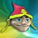 Happy Gnome by Nerlaska Studio