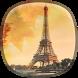 Autumn in Paris Live Wallpaper by Phoenix Live Wallpapers