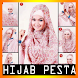 Gambar Tutorial Hijab Pesta Terbaru by TsaqiifDev