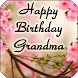 Happy Birthday Grandma by Apps Happy For You