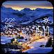 Alps Evening weather widget by Widget Dev Team