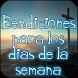 Bendiciones para todos los días de la semana by Salomon Apps1