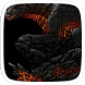 Fire Cool Dragon Theme by Heartful Theme