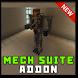 Mech Suite Minecraft Addon Mod by Mods mcpe