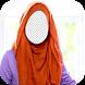 Hijab Potrait Photo Frames by Pinantung