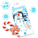 Christmas Snowman Theme by Cool Theme Love