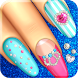 Princess Nail Salon Game by Beautiful Girl Games and Apps