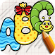 Draw Alphabet for Kids by Drawing Tale