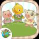Color farm animals by Meza Apps