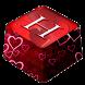 Heart Keyboard by Premium Keyboard Themes