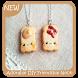 Adorable DIY Friendship Necklaces