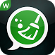 Cleaner Whatsapp Free by KaizenDev