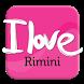 I Love Rimini by Pianetaitalia.com