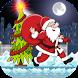 Santa Claus Christmas Runner by MAJ Ltd