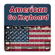 American Go Keyboard by MZ Development, LLC