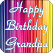 Happy Birthday Grandpa by Apps Happy For You