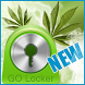 Weed Ganja Theme for GO Locker by Themes For Droid