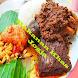 Typical food Yogyakarta by dikiriswanto