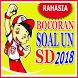 Bocoran Soal UN SD 2018 (Rahasia) by AIREAL APP