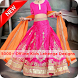 Kids Lehenga Designs HD (Offline) by Thiru Apps
