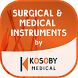 Surgical Instruments by Koby Apps