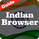 Guide Indian Browser by SNR Studio