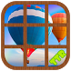 Air Balloon Sliding Puzzle by TTR