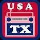 USA Texas Radio Stations by GN Radio