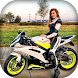 Bike Photo Frame 2018 - Racing Bike Photo Editor by Android Hunt