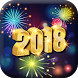 New Year 2018 Frame & Stickers by Best Pics Editor & Photo Montage