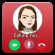 Fake Video Call Yuya by prankpippo