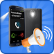 Caller name announcer plus flash on Call and SMS by fineart