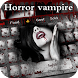 Horror vampire bloody queen keyboard theme by cool theme and wallpapers