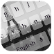 Authentic Paris Keyboard by Keyboard Theme Factory