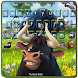 Ferdinand the Bull with Friends Keyboard by Cheetah Keyboard Theme
