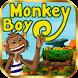 Monkey Boy by PhoneBet