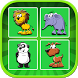 Animal Memory Games For Kids by adanan