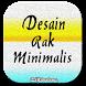 Desain Rak Minimalis by PNHdeveloper